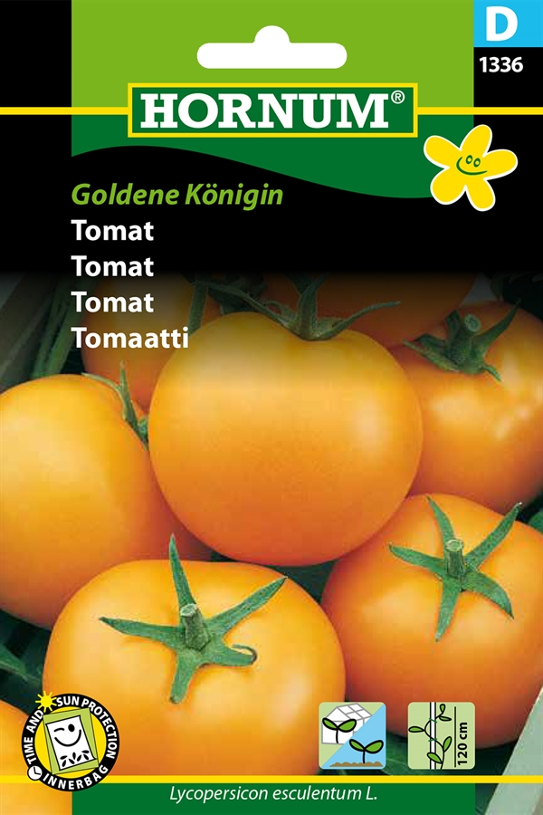 Tomat - Golden Königin