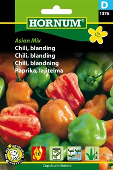Chili - Asian Mix