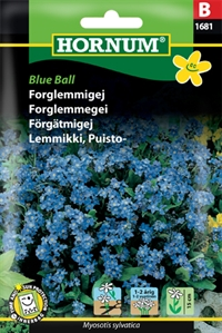 Forglemmigej - Blue Ball